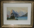 thumbs jbc hoyte milford sound New Zealand Art