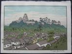 Toshi Yoshida - Castle of Himeji