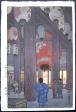 Toshi Yoshida - Ishiyama Temple - SOLD